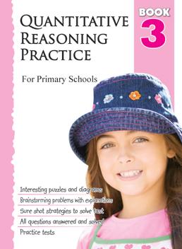 Quantitative Reasoning Practice Book 3